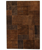RugStudio presents MAT Vintage Renaissance Brown Hand-Knotted, Good Quality Area Rug