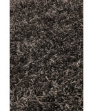 RugStudio presents MAT Orange Roca Palo Black Hand-Tufted, Good Quality Area Rug