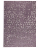 RugStudio presents Mat The Basics Santoor Purple Hand-Tufted, Good Quality Area Rug