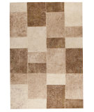 RugStudio presents Mat Vintage Sartaj Beige Hand-Tufted, Good Quality Area Rug