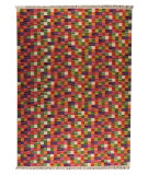 RugStudio presents Mat The Basics Small Box Multi Woven Area Rug