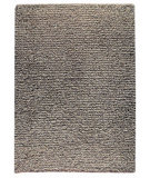 RugStudio presents MAT The Basics Tokyo Grey/Beige Hand-Knotted, Good Quality Area Rug