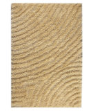 RugStudio presents MAT Orange Roca Tweed Vanilla Hand-Tufted, Good Quality Area Rug