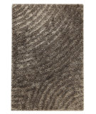 RugStudio presents MAT Orange Roca Tweed Grey Woven Area Rug