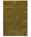 RugStudio presents MAT Orange Solo Twilight Green Woven Area Rug