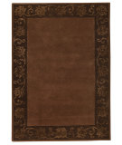 RugStudio presents MAT The Basics Vienna Chocolate Hand-Knotted, Good Quality Area Rug