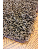 RugStudio presents Mayberry Rugs Super Shag Cloud Chocolate Area Rug