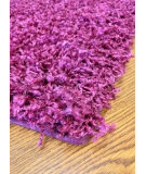 RugStudio presents Mayberry Rugs Super Shag Cloud Grape Area Rug