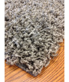 RugStudio presents Mayberry Rugs Super Shag Cloud Smoke Gray Area Rug