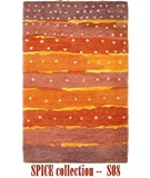 RugStudio presents MER Spice S08 Multi Hand-Tufted, Better Quality Area Rug