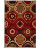RugStudio presents Mohawk Select Colorful Expressions Danger Zone Red 58200-58027 Machine Woven, Good Quality Area Rug