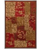 RugStudio presents Mohawk Select Colorful Expressions Patchwork Brocade 58200-58032 Machine Woven, Good Quality Area Rug