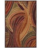 RugStudio presents Mohawk Select Colorful Expressions Tidal Wave Red 58500-58041 Machine Woven, Good Quality Area Rug