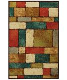 RugStudio presents Mohawk Select Select Textures Road Blocks 58110-58014 Machine Woven, Good Quality Area Rug