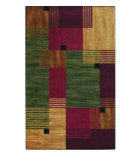 RugStudio presents Mohawk Home New Wave Alliance Multi Machine Woven, Good Quality Area Rug
