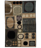 RugStudio presents Mohawk Home New Wave Swing Dance Neutral Machine Woven, Good Quality Area Rug
