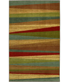 RugStudio presents Mohawk Home New Wave Mayan Sunset Sierra Machine Woven, Good Quality Area Rug