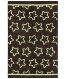 RugStudio presents Mohawk Home Woodgrain Twinkle Brown Machine Woven, Good Quality Area Rug