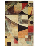 RugStudio presents Mohawk Home New Wave Magician Multi Machine Woven, Good Quality Area Rug