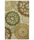RugStudio presents Mohawk Home Strata Annas Time Cream Machine Woven, Good Quality Area Rug
