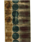 RugStudio presents Mohawk Home Strata Blue Moon Neutral Machine Woven, Good Quality Area Rug