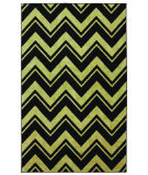 RugStudio presents Mohawk Home Strata Lascala Chevron Stripe Neutral Machine Woven, Good Quality Area Rug