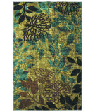 RugStudio presents Mohawk Home Strata Mystic Garden Multi Machine Woven, Good Quality Area Rug