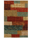 RugStudio presents Mohawk Home New Wave Urban Abstract Multi Machine Woven, Good Quality Area Rug
