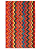 RugStudio presents Mohawk Home New Wave Ziggidy Multi Machine Woven, Good Quality Area Rug