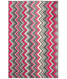 RugStudio presents Mohawk Home New Wave Ziggidy Pink Machine Woven, Good Quality Area Rug