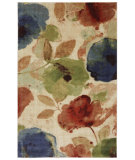 RugStudio presents Mohawk Home New Wave Watercolor Floral Machine Woven, Good Quality Area Rug