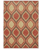 RugStudio presents Mohawk Home Woodgrain Stylin Ogee Antique Machine Woven, Good Quality Area Rug