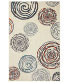 RugStudio presents Mohawk Home Free Flow Swirlz Metropolitan Machine Woven, Good Quality Area Rug