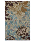 RugStudio presents Mohawk Home Outdoor/Patio Bella Garden Multi Machine Woven, Good Quality Area Rug
