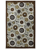 RugStudio presents Mohawk Home Strata Suno Repeat Natural Machine Woven, Good Quality Area Rug
