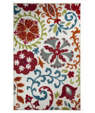RugStudio presents Mohawk Home Strata Idas Garden Machine Woven, Good Quality Area Rug