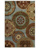 RugStudio presents Mohawk Home Serenity Tolbert Cappuccino Machine Woven, Good Quality Area Rug