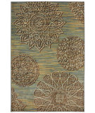 RugStudio presents Mohawk Home Serenity Corsia Winter Mist Machine Woven, Good Quality Area Rug