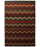 RugStudio presents Mohawk Home Aria Frye Rust Machine Woven, Good Quality Area Rug