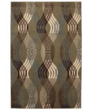 RugStudio presents Mohawk Home Cachet Linear Motion Taupe Machine Woven, Good Quality Area Rug