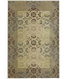 RugStudio presents Mohawk Home Maison Reflections Bordered Cream Machine Woven, Good Quality Area Rug