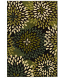 RugStudio presents Mohawk Home Estate Retro Floral Brown Machine Woven, Good Quality Area Rug
