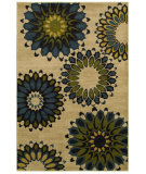 RugStudio presents Mohawk Home Estate Hippie Chic Blue Machine Woven, Good Quality Area Rug