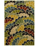 RugStudio presents Mohawk Home Estate Roaring 20s Fanfare Multi Machine Woven, Good Quality Area Rug