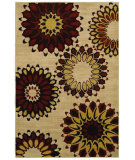 RugStudio presents Mohawk Home Estate Hippie Chic Rust Machine Woven, Good Quality Area Rug