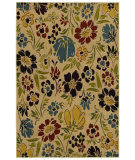 RugStudio presents Mohawk Home Estate Montero Botanical Heather Multi Machine Woven, Good Quality Area Rug