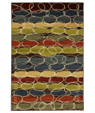 RugStudio presents Mohawk Home Estate Layered Bubbles Multi Machine Woven, Good Quality Area Rug