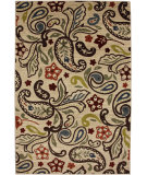 RugStudio presents Mohawk Home Estate Retro Paisley Multi Machine Woven, Good Quality Area Rug
