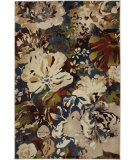 RugStudio presents Mohawk Home Estate Watercolor Lagoon Multi Machine Woven, Good Quality Area Rug