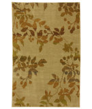 RugStudio presents Mohawk Home Intermezzo Trellis Floral Beige Machine Woven, Good Quality Area Rug